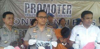 Perkosa Penumpangnya, Sopir Angkot Ini Ditembak Kakinya Oleh Polisi