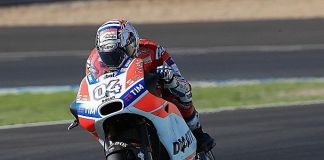 Soal Perebutan Gelar Juara, Dovi Enggan Menyerah Kejar Marquez