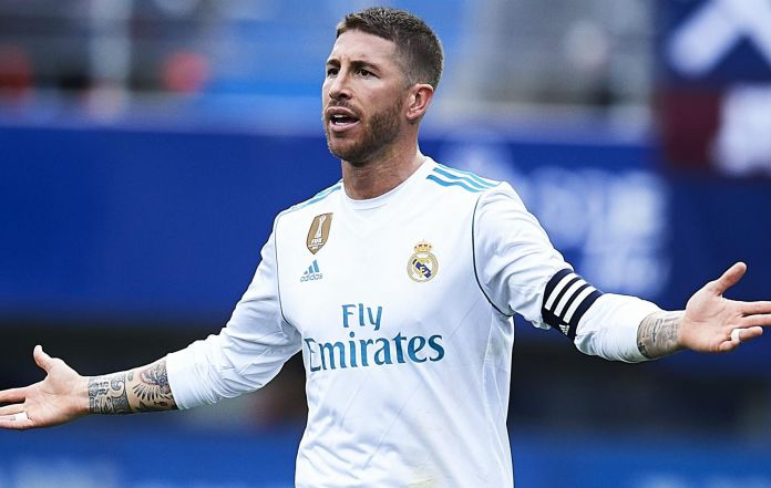 Ramos Releases Song for Spanish National Team