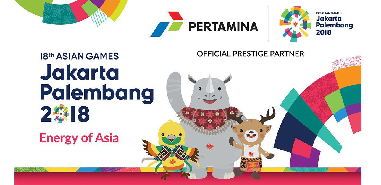 735 flyer tentang asian games 2018 - Asian Games 2018 Spanduk