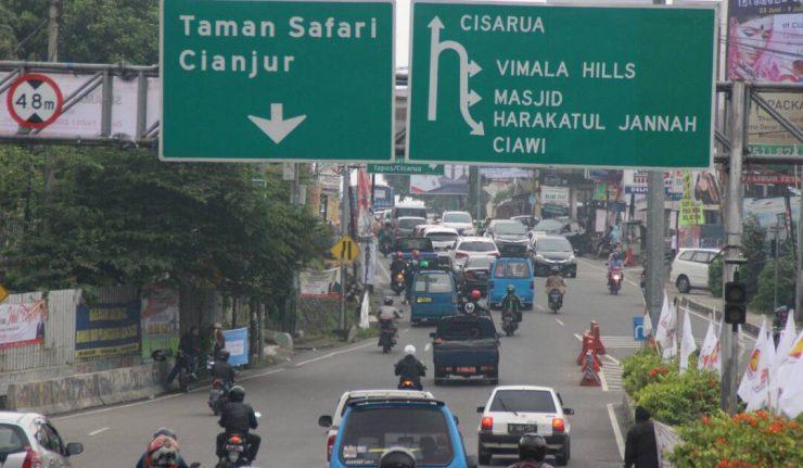 Jalan Lintas Selatan Cianjur