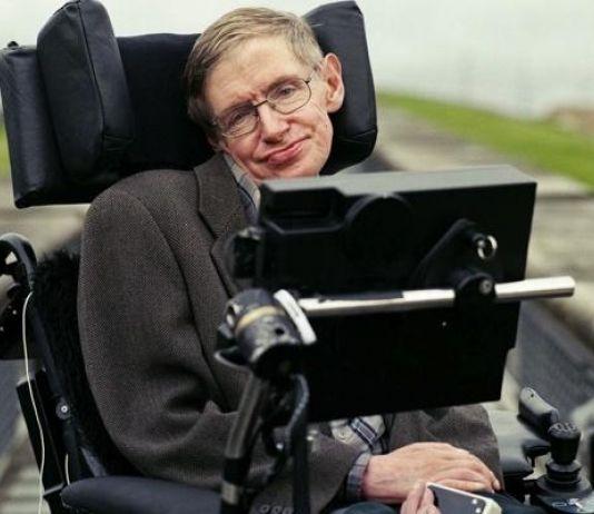 Suara Stephen Hawking Akan Dipancarkan Menuju Lubang Hitam di Luar Angkasa