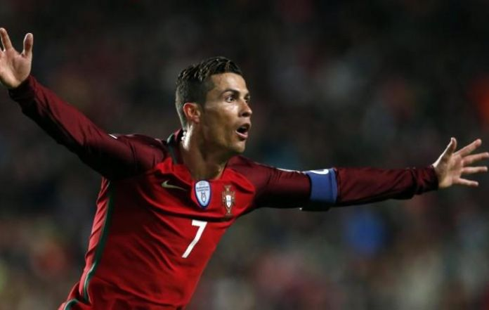 Scoring 3 Goals, Ronaldo Saves Portugal from Spain