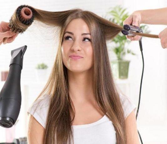 Pengeringan Rambut dengan <i>Hair Dryer</i> Lebih Baik Dibanding Secara Alami?