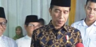 Jokowi Minta Pekerja Infrastruktur di Papua Didampingi Aparat Keamanan