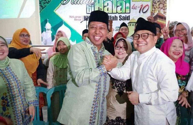 Muhammad Romahurmuziy News: Waduh, Nama Cak Imin Tak Masuk Daftar Cawapres Jokowi