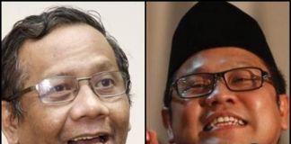 Mahfud MD Jadi Cawapres Jokowi? PKB: Diadu Elektabilitasnya dengan Cak Imin