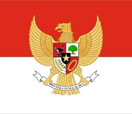 Jangan Hanya di Dada, Lekatkan Garuda Pancasila di Bendera Merah Putih