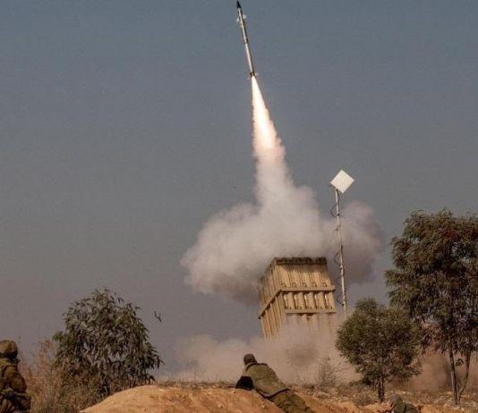 Rudal Israel Hantam Pangkalan Militer Suriah di Aleppo
