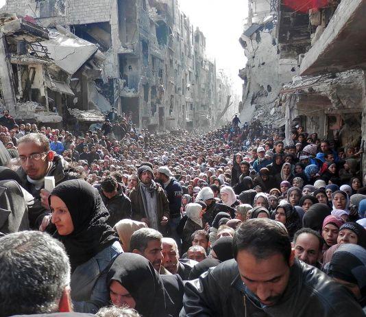 Tujuh Tahun Dilanda Perang, Ini Jeritan Warga Suriah