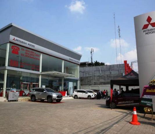 Mitsubishi Motors Resmikan Diler Kendaraan Penumpang ke-118