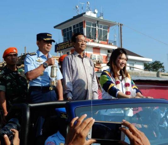 Yogyakarta jadi Kota Pertama Lintasi Obor Asian Games