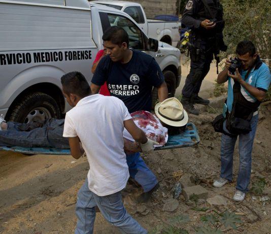 Bentrok Antarwarga di Meksiko Tewaskan 13 Orang