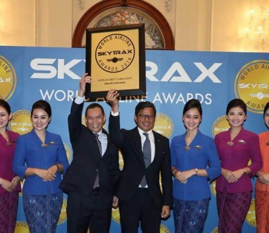 Raih Predikat Terbaik di Kancah Internasioal, Garuda Indonesia Lakukan Ini