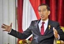 Soal Cawapres, Jokowi: Janur Melengkung Belum Ada