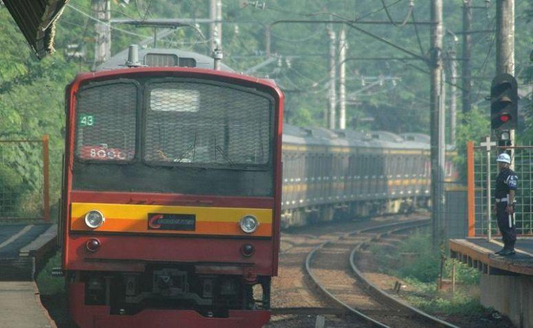 Hari Ini, Tiket KRL di 79 Stasiun Sementara Gunakan Kertas