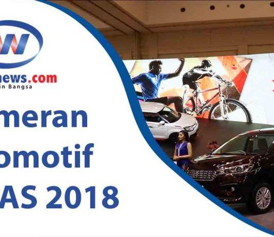 Pameran Otomotif GIIAS 2018
