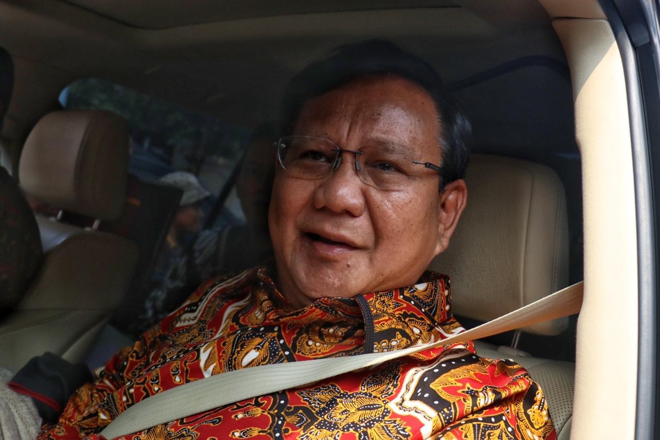 Waduh Politisi Pkpi Sebut Prabowo Lemah Kayak Kardus Basah Jendral Ketua Umum Partai Gerindra Subianto