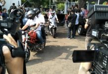 Naik Moge, Timses Jokowi-Ma'ruf Tiba di KPU
