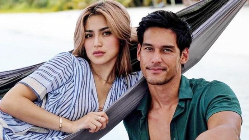 Pasangan Jessica Iskandar dan Richard Kyle