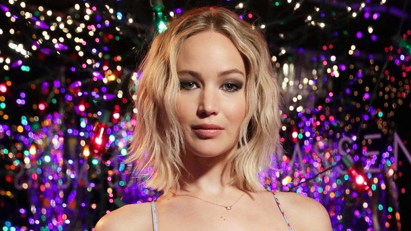 Bintang Hollywood Jennifer Lawrence