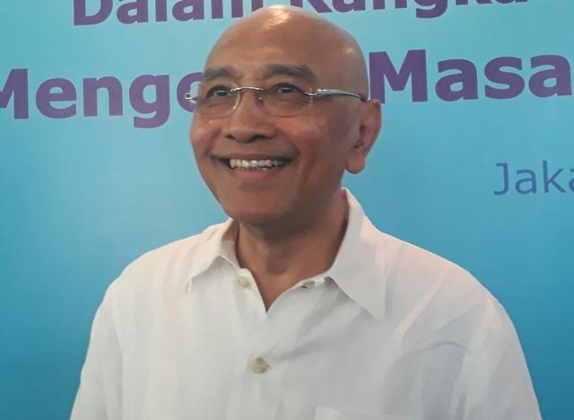Ketua Ikatan Dokter Anak Indonesia (IDAI) Aman Bhakti Pulungan