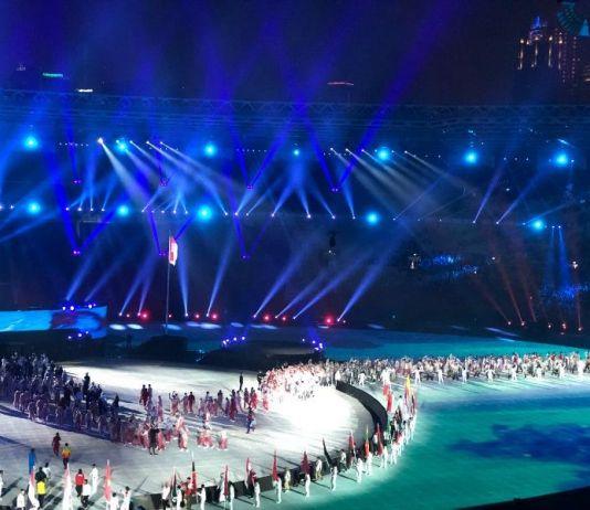 Sukses Asian Games, Kini Menuju Olimpiade 2032