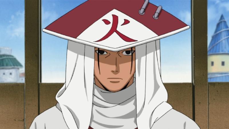 Karakter Naruto Hokage.