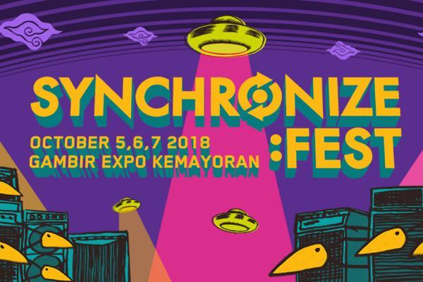 Synchronize Festival 2018.