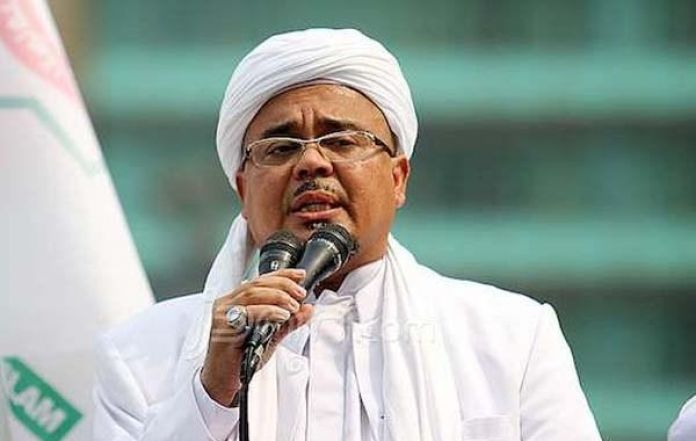 As Condition For Supporting Prabowo Sandi Habib Rizieq Sihab Requests Political Contract