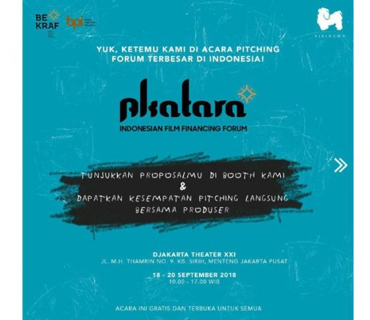Visinema Buktikan Komitmen  Akatara di Industri Film Indonesia