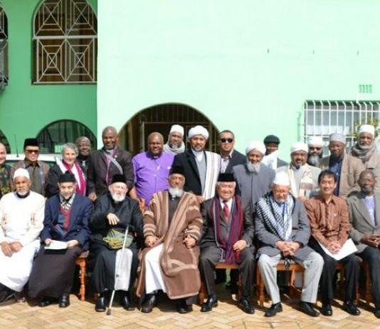 Din Syamsuddin Kenalkan Pancasila pada Tokoh Lintas Agama Afrika Selatan