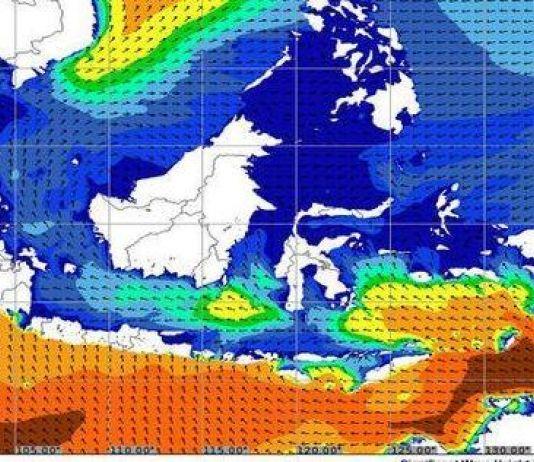 Ini Dampak Siklon Trami bagi Indonesia