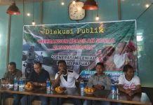 Ini Kata Milenial Papua Tentang Jokowi