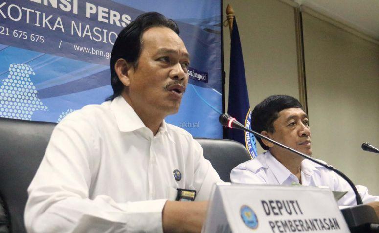 BNN Ungkap Kasus Peredaran Narkoba di Dalam LP Lubuk Pakam