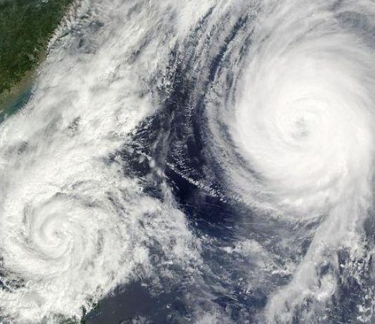 Hari Ini, Siklon Tropis Trami Berdampak pada Ketinggian Laut