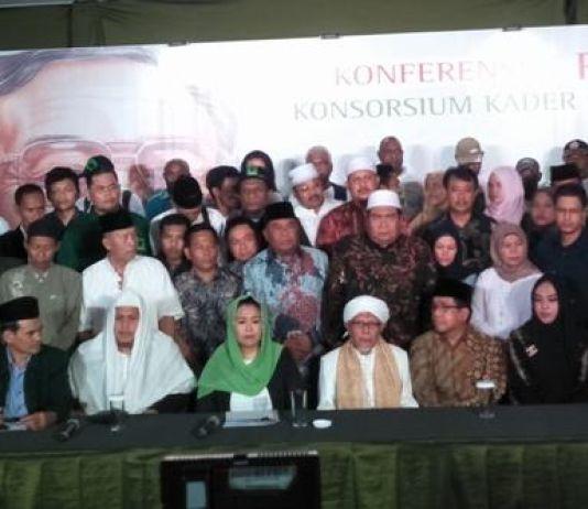 Sah! Konsorsium Kader Gus Dur Dukung Jokowi-Ma'ruf di Pilpres 2019