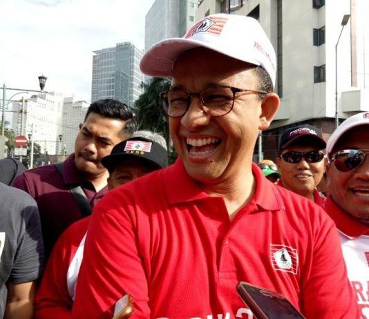Gubernur Anies: Reklamasi Bagian dari Sejarah, Bukan Masa Depan Jakarta