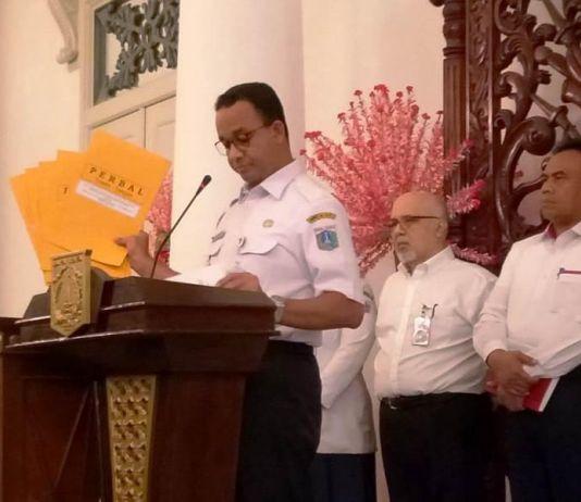 Deal! Gubernur Anies Cabut Seluruh Izin Pulau Reklamasi