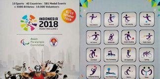 Target Asian Para Games 2018 Tak Sekadar Sukses Prestasi