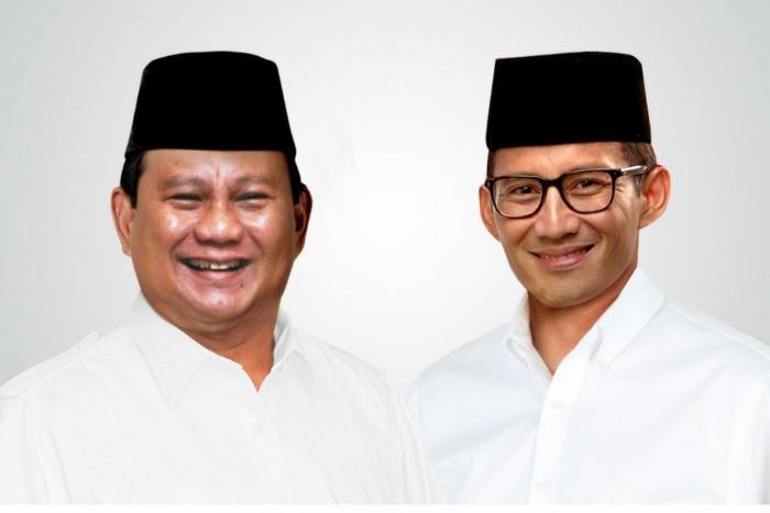 597 Prabowo Subianto Sandiaga Uno