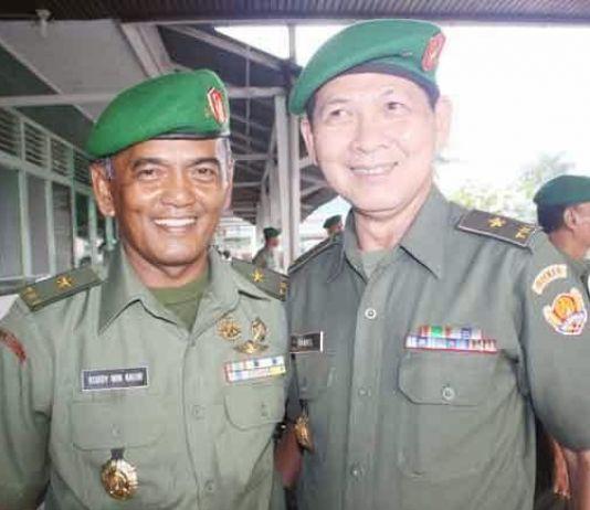 Anggota TNI Beretnis Tionghoa Pernah Mencapai Tiga Persen
