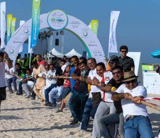 Dubai Fitness Challenge Kembali Digelar, Seperti Apa Kemeriahannya?