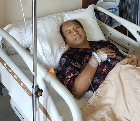 Terbaring di Rumah Sakit Karena Kemoterapi, Sutopo Raih Penghargaan