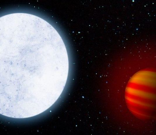 Ilmuwan Temukan EmpatPlanet Panas di Sekitar Bintang Muda Jupiter