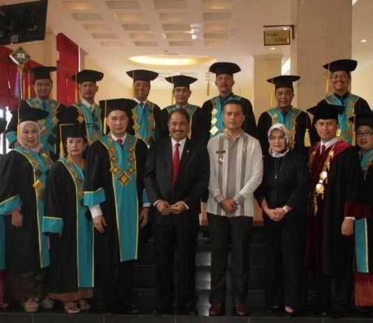 Saksikan Wisuda 317 Mahasiswa Poltekpar Medan, Ini Harapan Menpar
