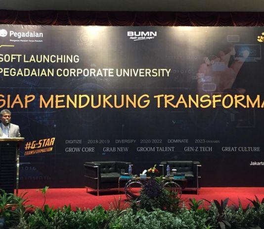 Pegadaian Dirikan Corporate University