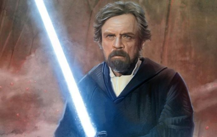 luke skywalker returns in the latest star wars saga