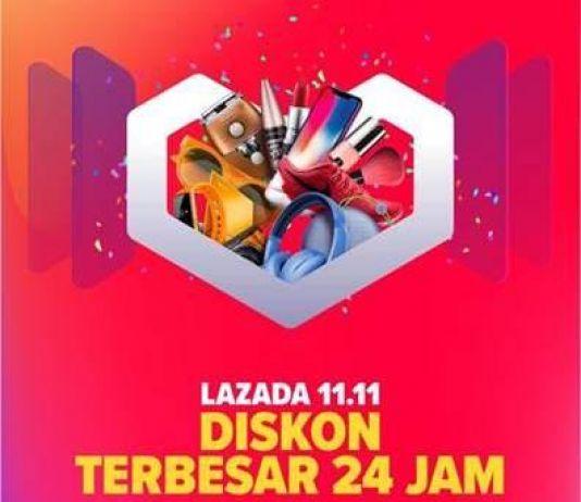 Kampanye 11.11, Lazada: Dukungan Kemajuan UKM di Indonesia