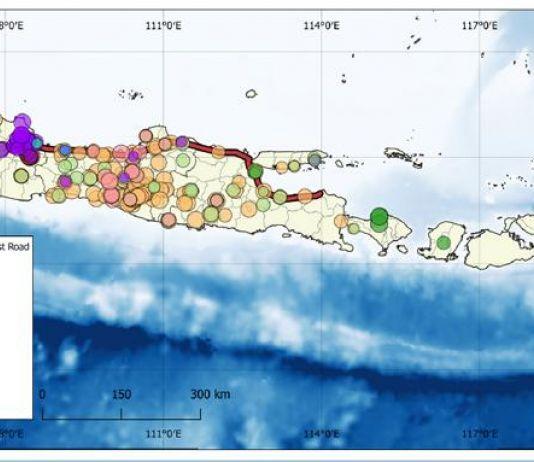 Mengerikan, Inilah Gempa dan Tsunami di Era VOC dan Hindia-Belanda